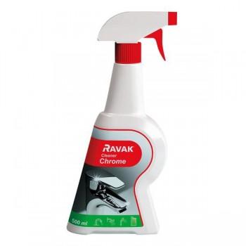 Ravak Cleaner Chrome (500 мл) X01106 купить в интернет-магазине Ravak-Market.ru